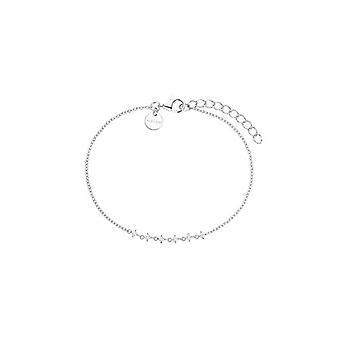 NOELANI Sterling 925 silver women's bracelet, with zircons(5)