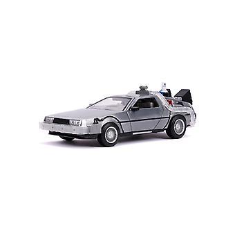 De Lorean (1989) de Back To The Future Part 2