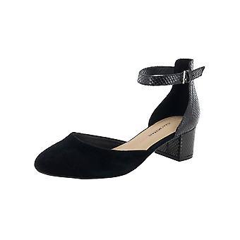Isaac Mizrahi Live Kaden Suede Pump Shoes