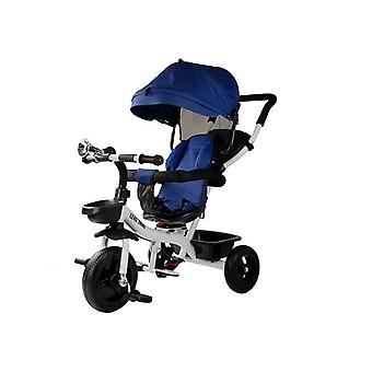 Driewieler kinderwagen multifunctioneel 300 – Blauw