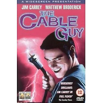 Cable Guy DVD
