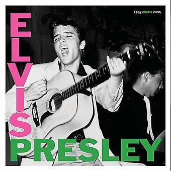 Elvis Presley - Elvis Presley Grön Vinyl
