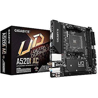 Gigabyte A520I AC motherboard AMD A520 Socket AM4 mini ITX