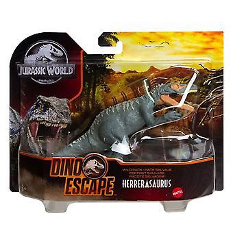 Herrerasaurus (Jurassic World) Wild Pack Figure