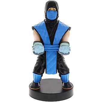 Sub Zero (Mortal Kombat) Controller / Phone Holder Cable Guy