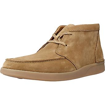 Clarks Oakland Top Color Darksand Enkel Boots