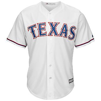 Majestic authentic cool base Jersey - Texas Rangers