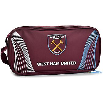 West Ham Matrix Bootbag