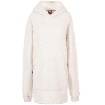Trespass Femmes Confortable AT300 Maillot à capuche surdimensionné