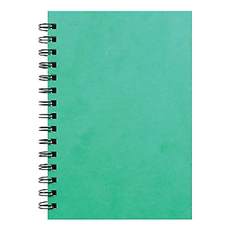 Silvine Luxpad A5 Wirebound Notebook (Pack of 6)