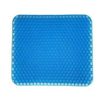 Summer Cool Gel Cushion Honeycomb Breathable Egg Cushion(S)