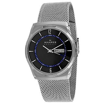 Skagen Men's Aktiv Black Dial Watch - SKW6078