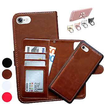 Iphone 6/6s wallet case/Magnet Shell