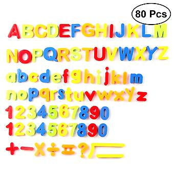 80pcs Plastic Early Childhood Education Magnetic Stickers Toys Cutout Discs With Holes For Patchwork Scrapbooking Arts Crafts Diy Decoration Display D