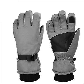 Lyžařské rukavice, teplé zimní rukavice, venkovní rukavice, protiskluzové neprůstřelné rukavice, sportovní běžecké horské turistické rukavice, muži a ženy k dispozici Ligh