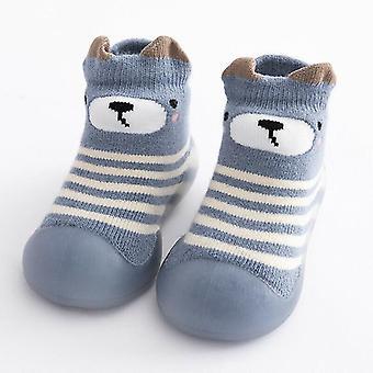 Baby Toddler Kids Anti-slip Crawling Socks Shoes Thicken Slipper-1