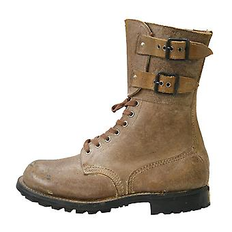 1950 French Foreign Legion Leather Boots