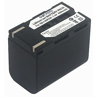Dot.Foto Samsung SB-LSM320 Replacement Battery - 7.4v / 4000mAh