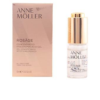 Anne Möller Rosâge hyaluronzuur gel 15ml voor vrouwen