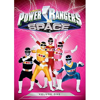 Power Rangers i Space 1 [DVD] USA import