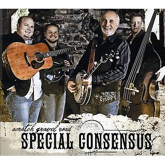 Special Consensus - Scratch Gravel Road [CD] USA import