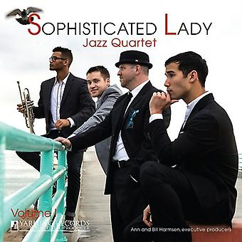 Ellington / Sophisticated Lady Jazz Quartet - Sophisticated Lady [Vinyl] USA import