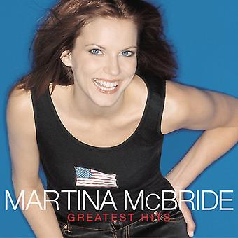マルティナ · マクブライド - グレイテストヒッツ [CD] USA 輸入