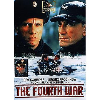 Quatrième guerre [DVD] USA import