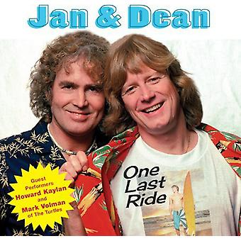 Jan & Dean - One Last Ride [CD] USA import