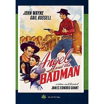 Angel and the Badman [DVD] USA import