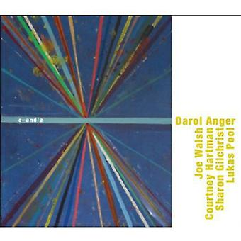 Darol ilska - E-and'a [CD] USA import