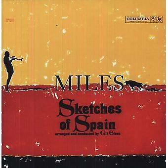Miles Davis - skisser av Spanien [Vinyl] USA import