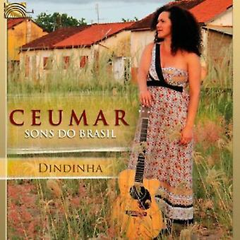 Dindinha - Sons Do Brasil [CD] USA import