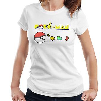 Pokemon Poke Man t-paidat