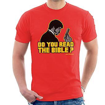 The Shepherd Jules Winnfield Pulp Fiction Men's T-Shirt