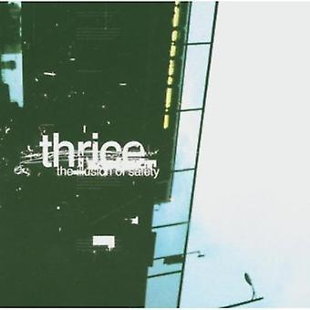 Thrice - Illusion of Safety [CD] USA import