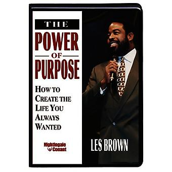 Les Brown - Power of Purpose [CD] USA import