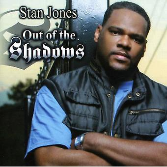 Stan Jones - Out of the Shadows [CD] USA import