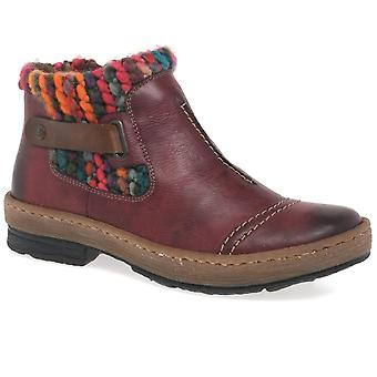 Rieker Rambler Womens Casual-Ankle-Boots