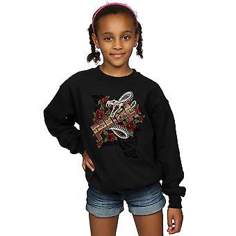 Pantera Girls Rattle Snake Sweatshirt