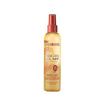 Creme för naturen Argan Oil Leave-in balsam 250ml