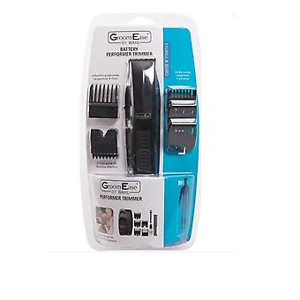 Wahl Groom Ease Battery Performer Trimmer