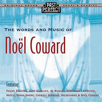 Słowa idealna muzyka Noel Coward: utwory z CD Audio 20s, 30s & 40s
