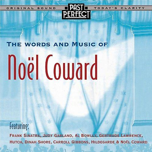 Words & Music of Noel Coward: Songs From the 20s, 30s & 40s Audio CD