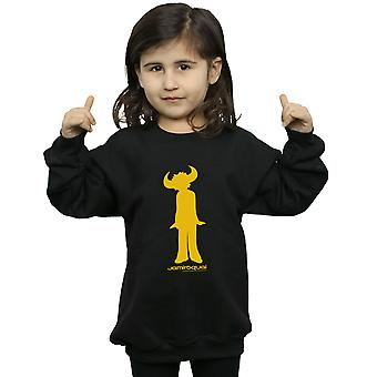 Jamiroquai Girls Yellow Buffaloman Sweatshirt