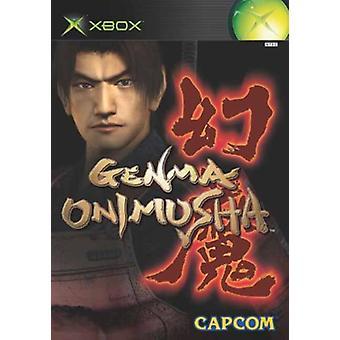 Genma Onimusha-nieuw