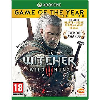 The Witcher 3 Game of the Year Edition (Xbox One) - New