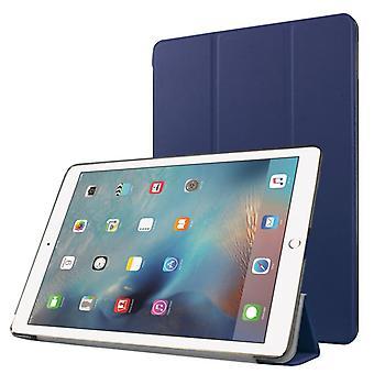 Premium Smartcover Dunkelblau Tasche für NEW Apple iPad 9.7 2017