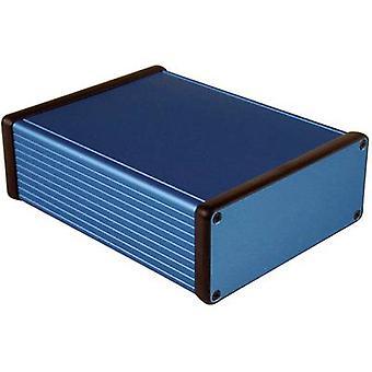 Hammond Electronics 1455Q1601BU Carcasă universală 160 x 125 x 51,5 aluminiu albastru 1 buc (e)