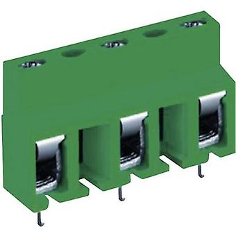DECA MA321-10006 skruv terminal 2.50 mm² antal stift 6 grön 1 dator